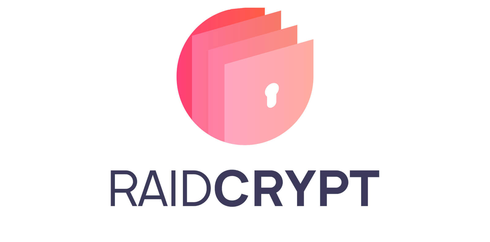 raidcrypt logo design